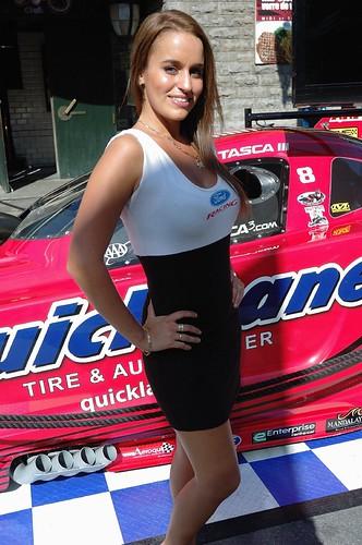Nice Race Car Girls photos today ~ The Daily Car And Girl