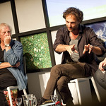 Mal Peet and Marcus Sedgewick | Mal Peet and Marcus Sedgewick at Edinburgh International Book Festival 2010