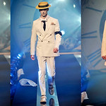 Buster Keaton vs. Galliano Menswear SS 2011
