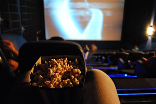 Domingo de cine y palomitas