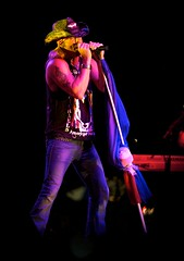 Photograph: Brett Michaels @ Taste of Colorado