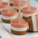 Neapolitan Martini Jelly Shot
