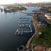 Oakland Estuary and Union Point Park by Michael Layefsky