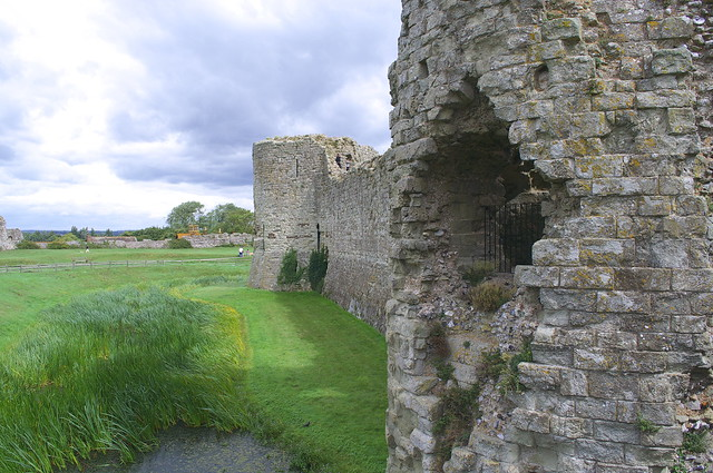 Pevesney Castle, Sussex