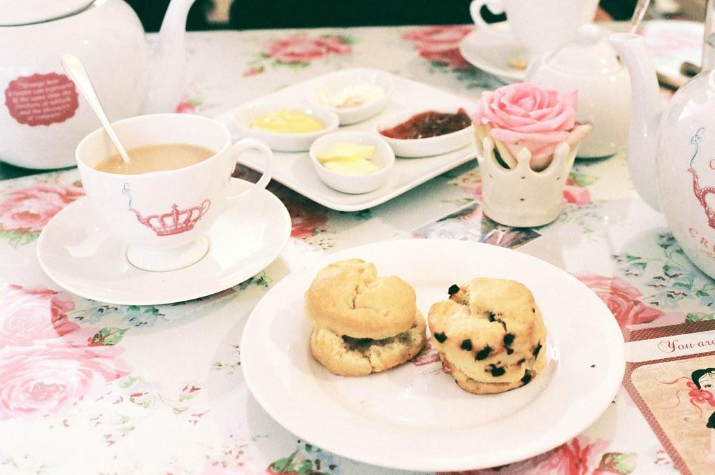 Crumpet Tea Room