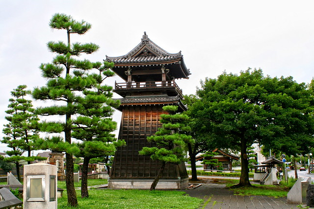 Posting tower Atsuta Nagoya
