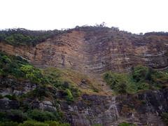 formation, geology, plateau, terrain, rock, escarpment, cliff,