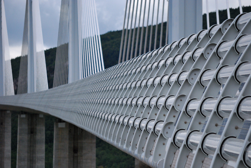 Millau Viaduct – The Highest Extraordinary Bridge