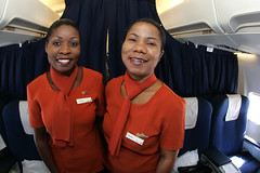 Zambezi Airlines Cabincrew