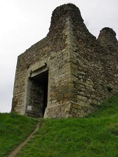 Afbeelding van Lichnice. castle ruins lichtenburg lichnice ironmountains