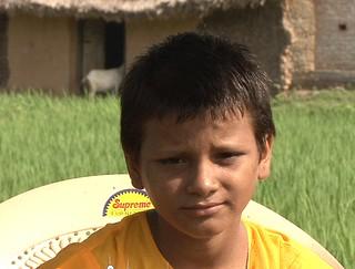 Portrait of Bharti