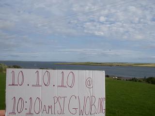 101010 Hackathon Comes to Scotland