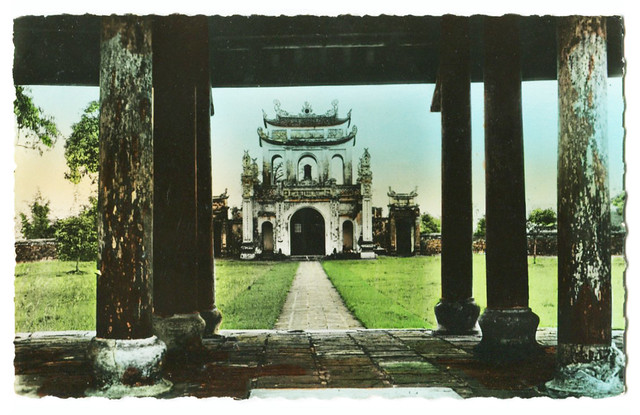 Hanoi - Pagode des corbeaux