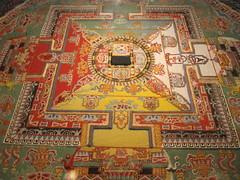 prayer rug(0.0), flooring(0.0), archaeological site(0.0), mosaic(1.0), ancient history(1.0),