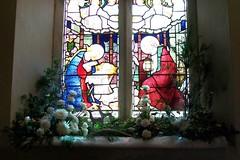 St Mary's Church, Stevenage, Flower show
