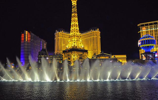 Photo for Las vegas fountain