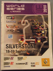 World Series by Renault-Silverstone.
