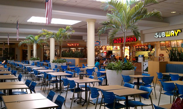 Southridge Mall Des Moines Iowa Food Court Also Pictu Flickr Photo Sharing