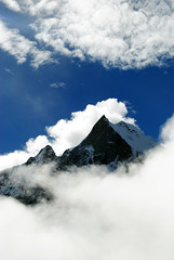 Machhapuchre (Fishtail Mt) - 3