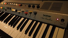 nord electro(0.0), yamaha sy77(0.0), player piano(0.0), synthesizer(1.0), oberheim ob-xa(1.0), musical keyboard(1.0), electronic musical instrument(1.0), electronic keyboard(1.0), music workstation(1.0), electric piano(1.0), digital piano(1.0), analog synthesizer(1.0), electronic instrument(1.0),