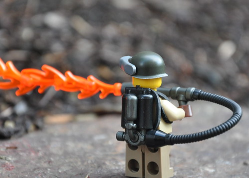 Brickarms: M2 Flamethrower Prototype