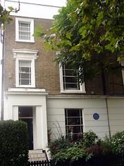 Photo of Henry Willis blue plaque