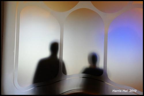 Light and Shadow in Casa Batlló - Barcelona N3295e