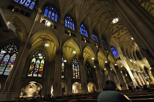 Saint Patricks Cathedral.