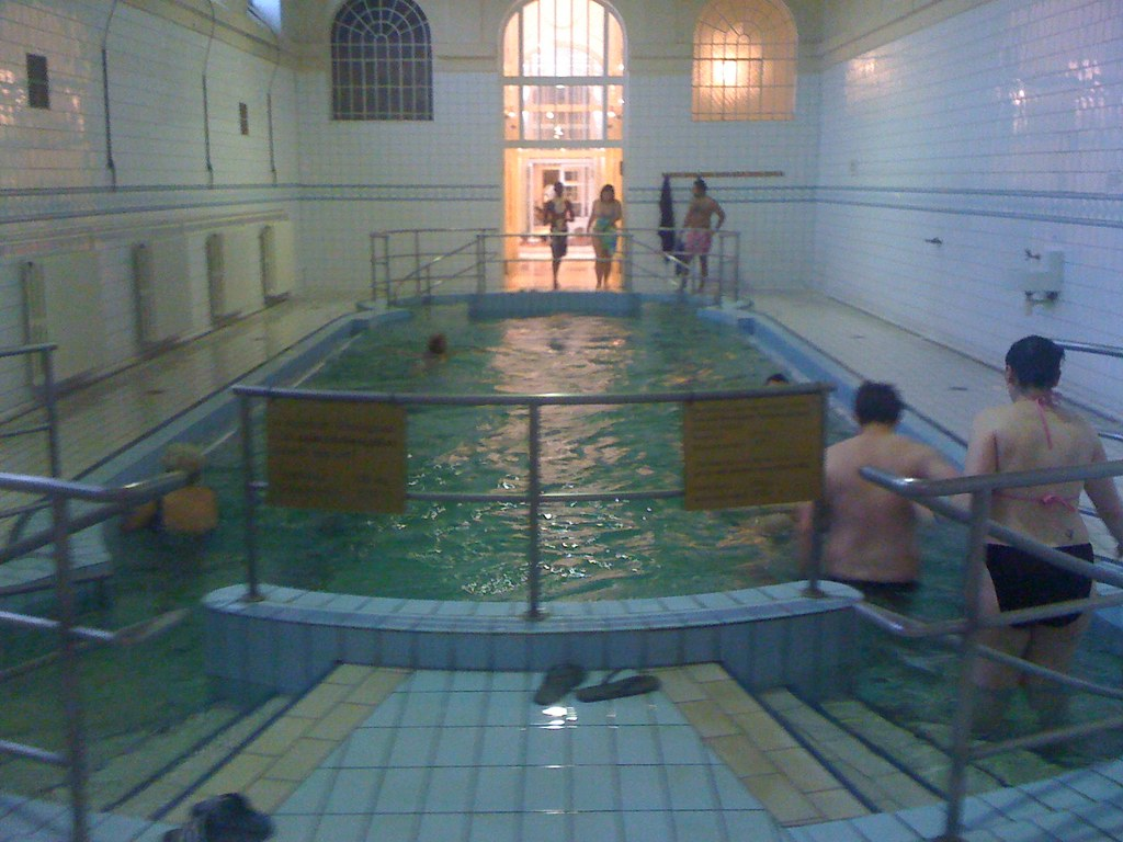 Day at a Hungarian Bath