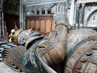 Earl Of Warwick, St. Mary's Church, Warwick