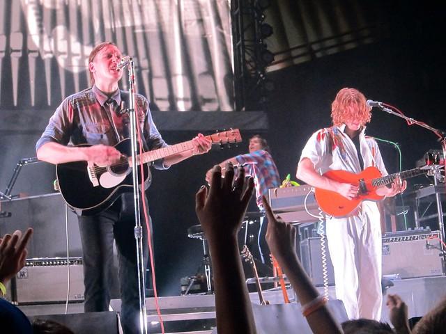 Arcade Fire | Pacific Coliseum