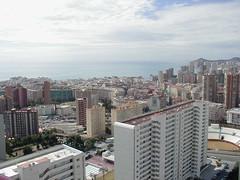 Impresionantes vistas a todo Benidorm. Solicite más información a su inmobiliaria de confianza en Benidorm  www.inmobiliariabenidorm.com