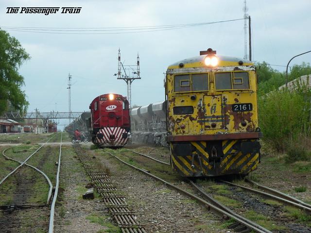 ALCO FPD9 2161 - RSD16 8513