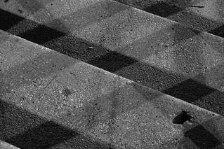Shadows on Steps 1