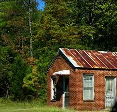 Old Motel in Tennga, Georgia