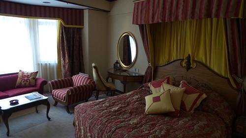 ホテル リスボアのロイヤルスイート LV