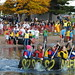 Homecoming Cardboard Boat Races by Michigan Tech