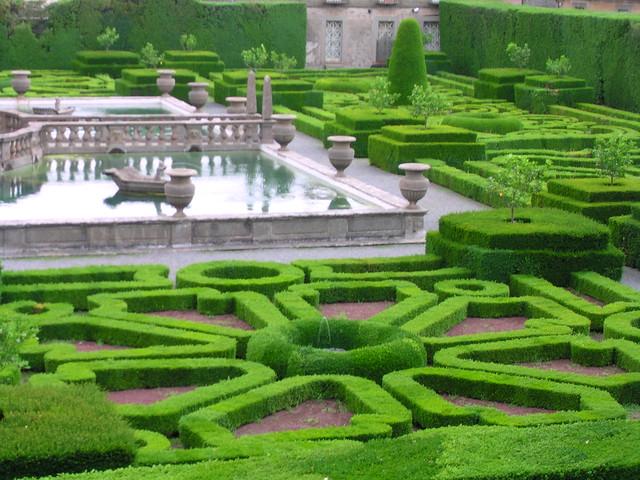 Villa lante giardino all 39 italiana a photo on flickriver - Giardino all italiana ...