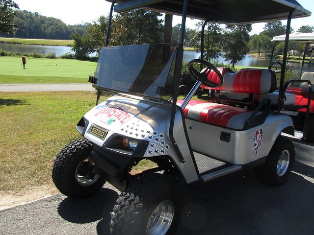 Ohio State Buckeyes Golf Cart Flickr Photo Sharing