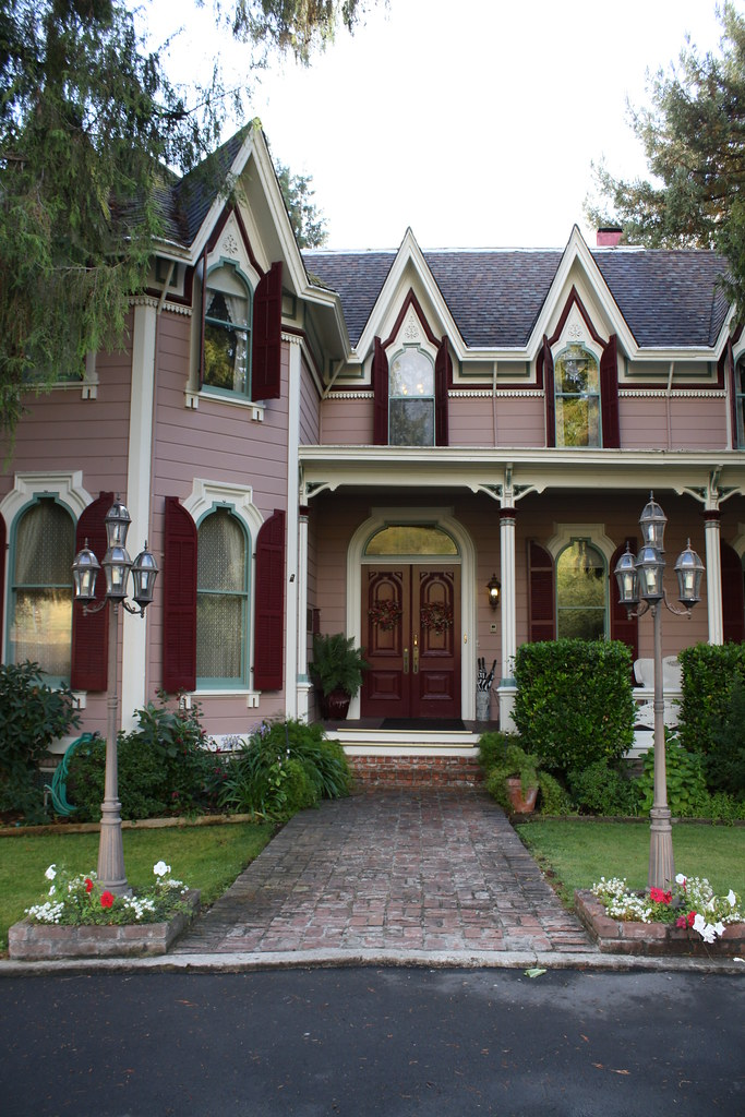 The Gables - front view 1