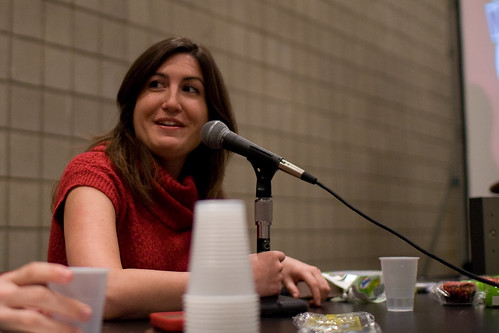 Comics Alliance Panel: Laura Hudson