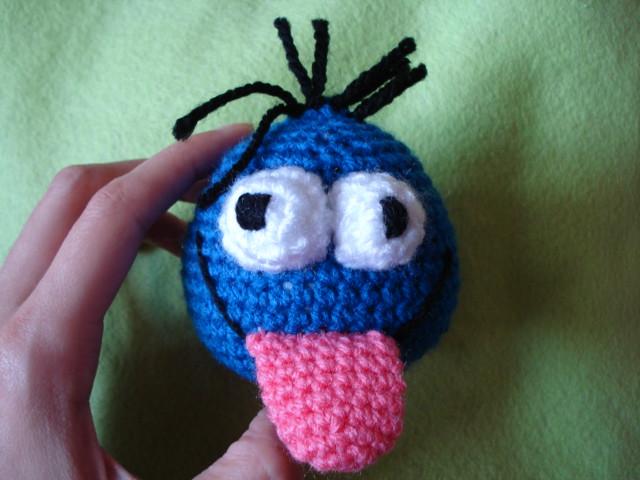 Amigurumi Monsters : Amigurumi Monster Amigurumi Monster Designed & handmade ...
