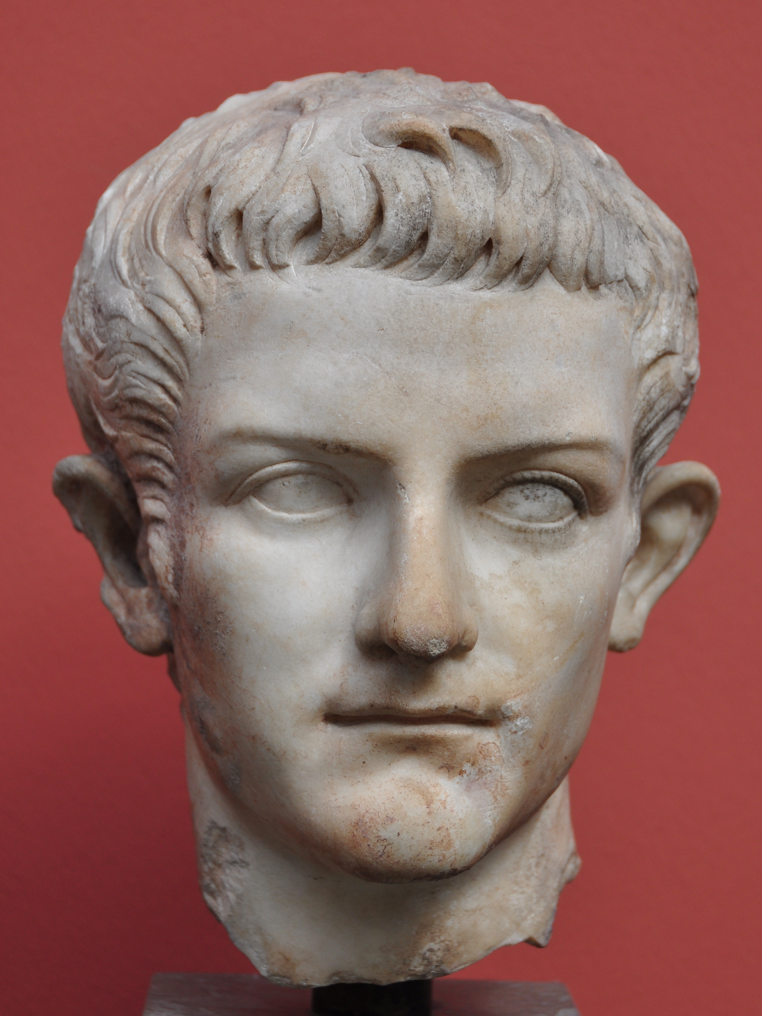 Caligula By Knangle
