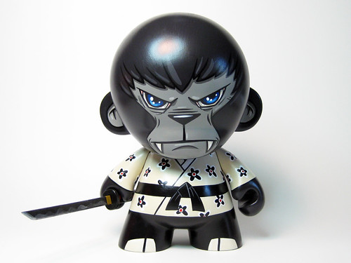Samurai Ape