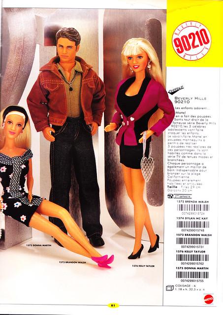 Beverly Hills 90210 (MATTEL) 1993 5077465889_e36a50b59b_z