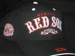 Memphis Red Sox Cap ($25)