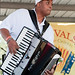 Corey Ledet and His Zydeco Band at 2010 Festivals Acadiens et Creoles