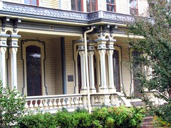 3 Heck Andrews House, Front Porch