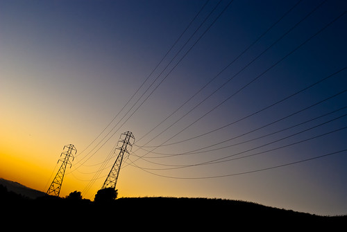 california sunset berkeley powerlines eastbay inspirationpoint tildenpark