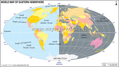 World Map Of Eastern Hemisphere Www Mapsofworld Com World Flickr